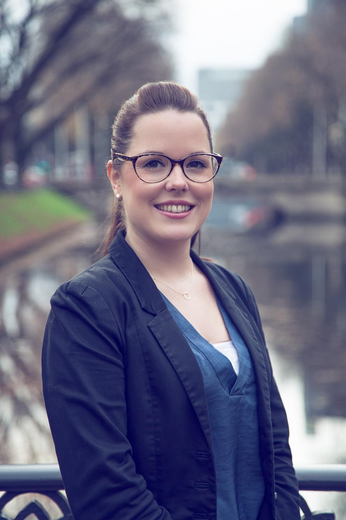 Laura BERGMANN - Project Manager