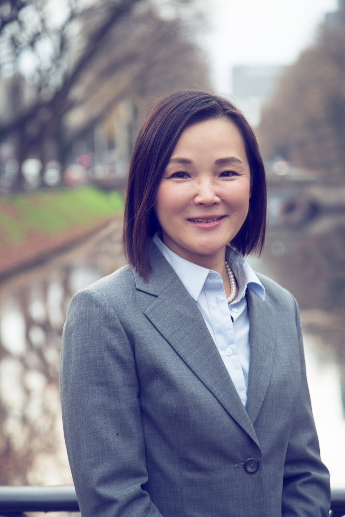 WANG Tao - Senior Project Manager